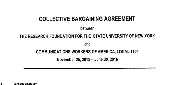 New Ra Union Contract Available On Web Cwa 1104 Ra Union